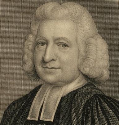 Charles Wesley Engraving