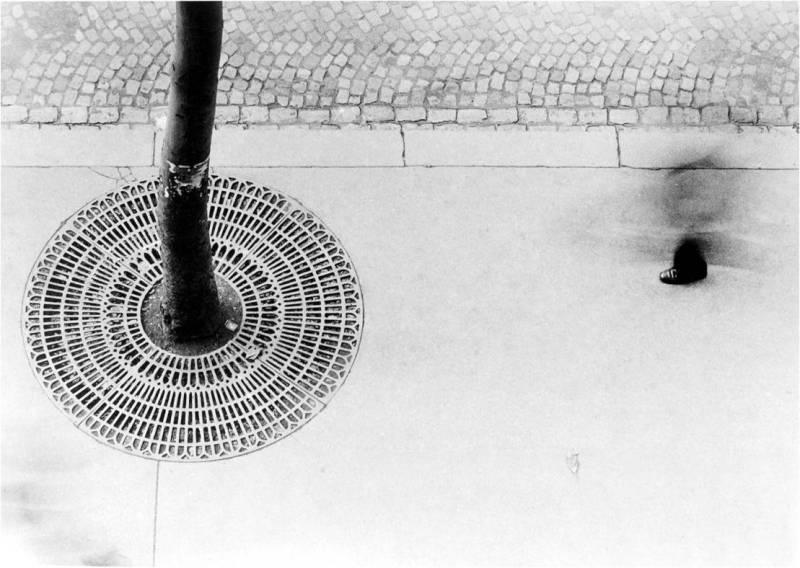 Ein Fuß Gänger, Otto Steinert (Germany, 1950)