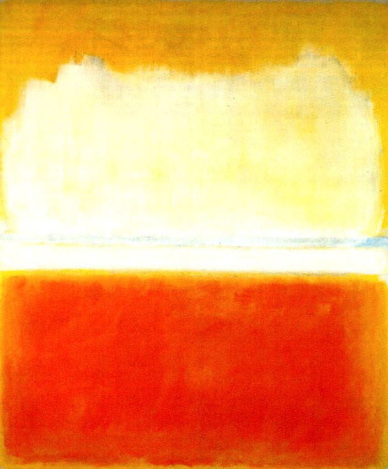 No. 8, Mark Rothko (American, 1952)