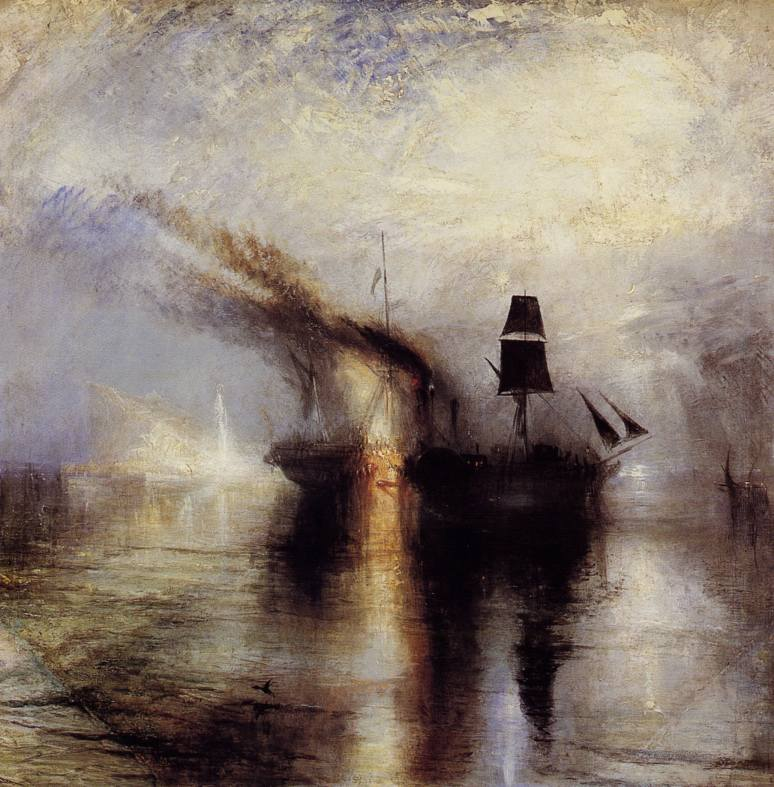 Peace, William Turner  (English, c.1842)