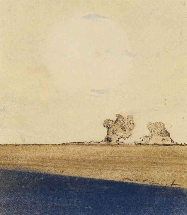 Friedensgelüste (Peace Cravings) Max Ernst (1963, German)