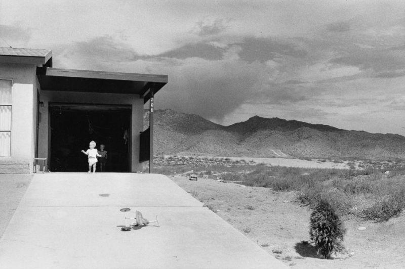 Albuquerque, New Mexico, Garry Winogrand (1958)