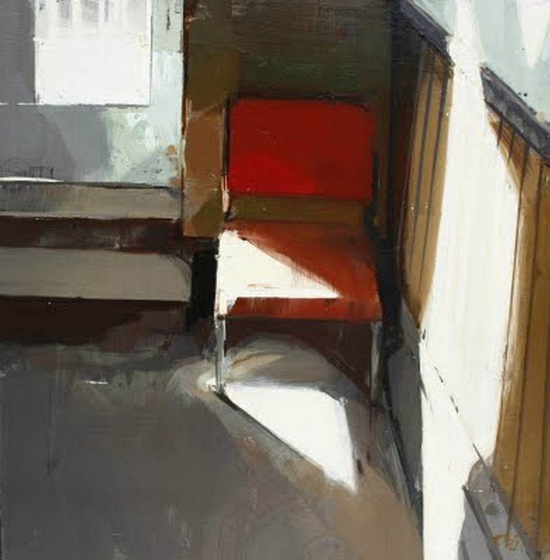 Chair at Guthrie, Chelsea James, (2009, American)