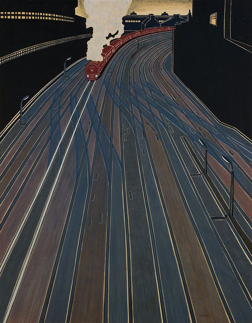 Train, Bruno Vekemans (1998, Belgian)