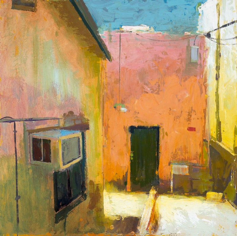 Backdoor, William Wray (b.1956,American)