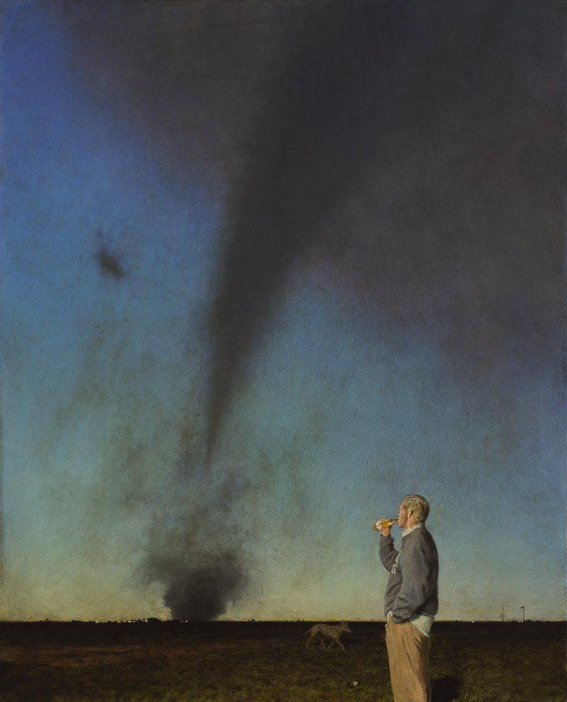 Jerk in a Field, John Brosio (2008, American)