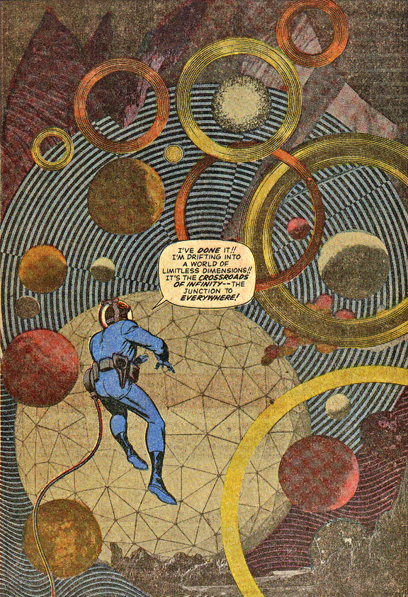 Fantastic Four # 51, Jack Kirby (June 1966, American)