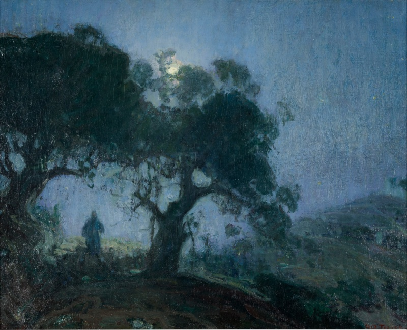 The Good Shepherd, Henry Ossawa Tanner (1902-03, American)