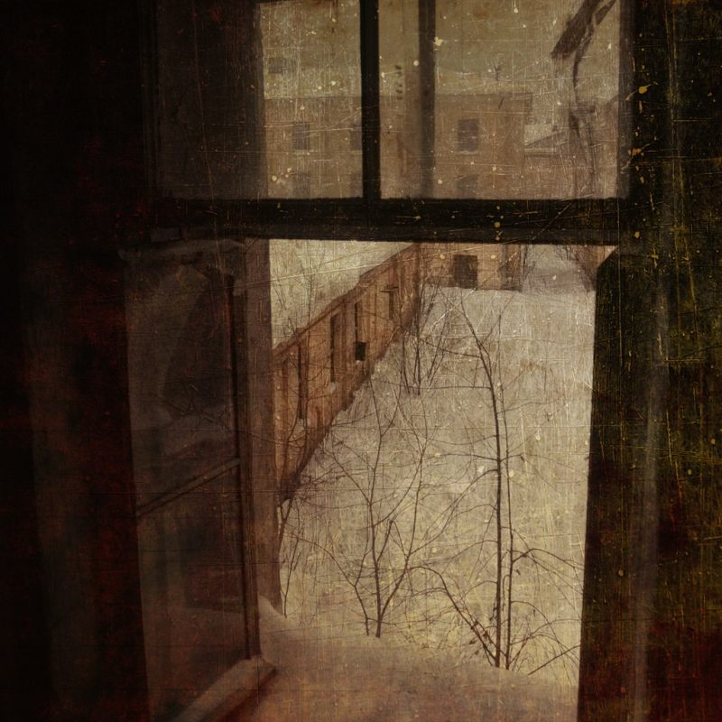 The Window Overlooking the Courtyard, Bob Weil (2010).