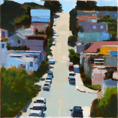 Near Diamond Street, Dmitri Cavander (2015, American)
