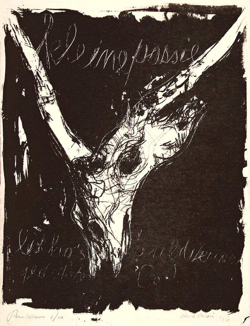 Small Passion of Christ, Paul Werner (1966, Dutch)