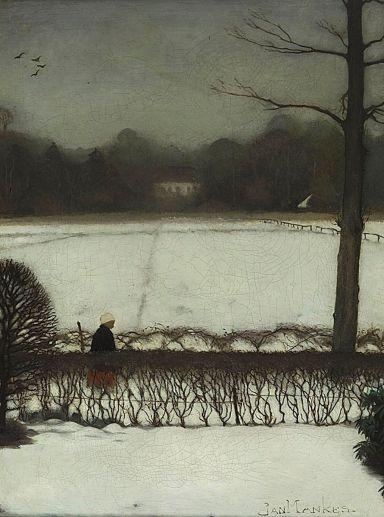 View from a Studio in Eerbeek, Jan Mankes (Dutch, 1917)