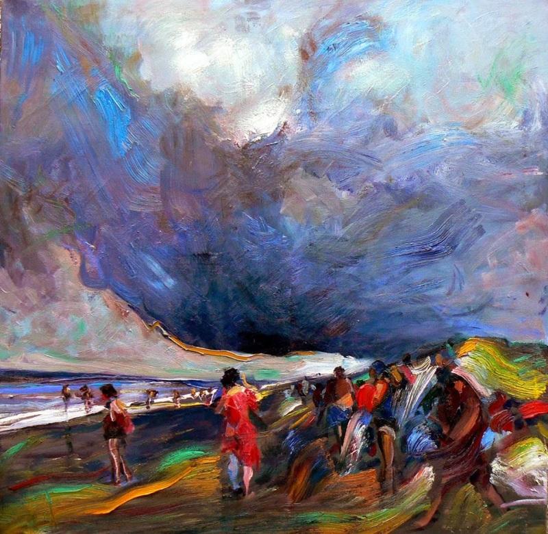 tormenta-con-vestido-rojo-claudio-scheffer-2004-argentina
