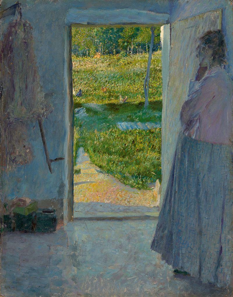 view-out-onto-a-summer-garden-rene-reinicke-1894-german