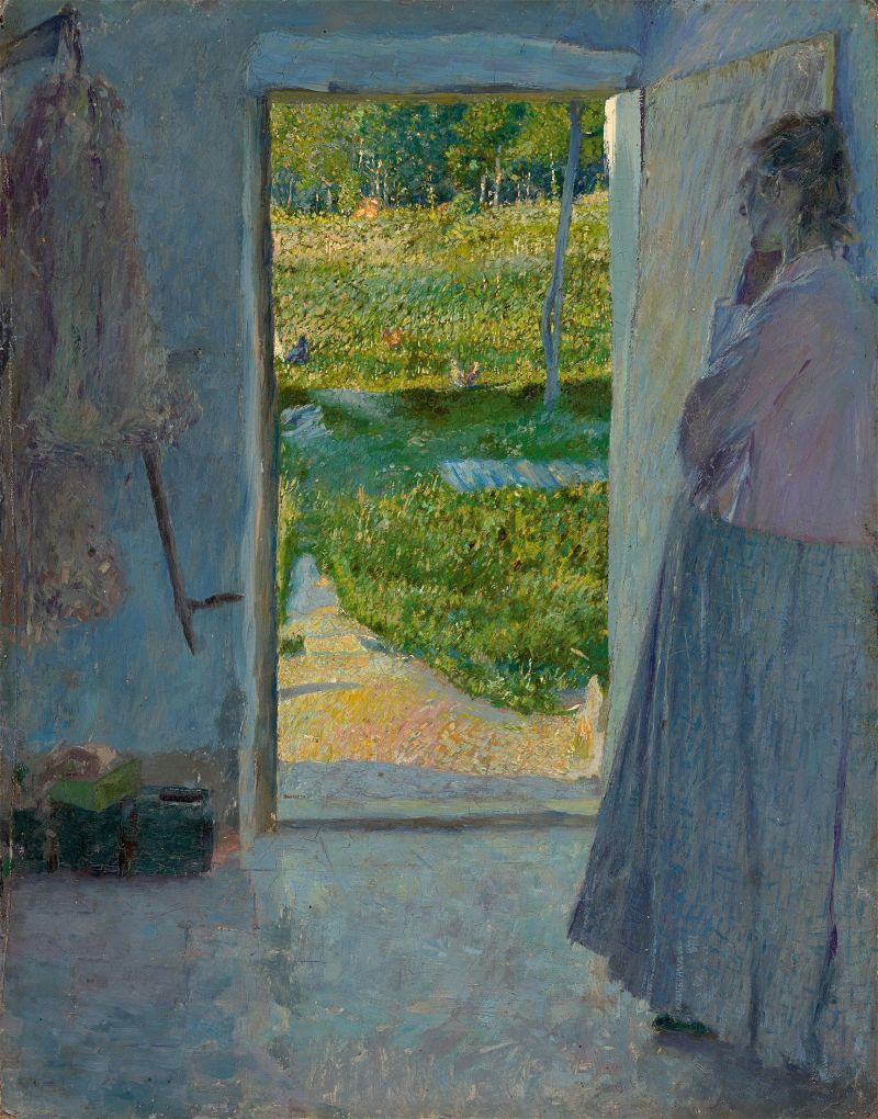 view-out-onto-a-summer-garden-rene-reinicke-1894-german