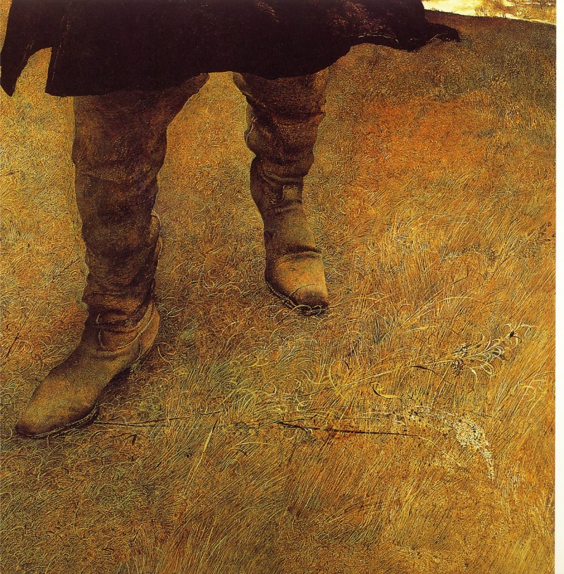 trodden-weed-andrew-wyeth-1951-american